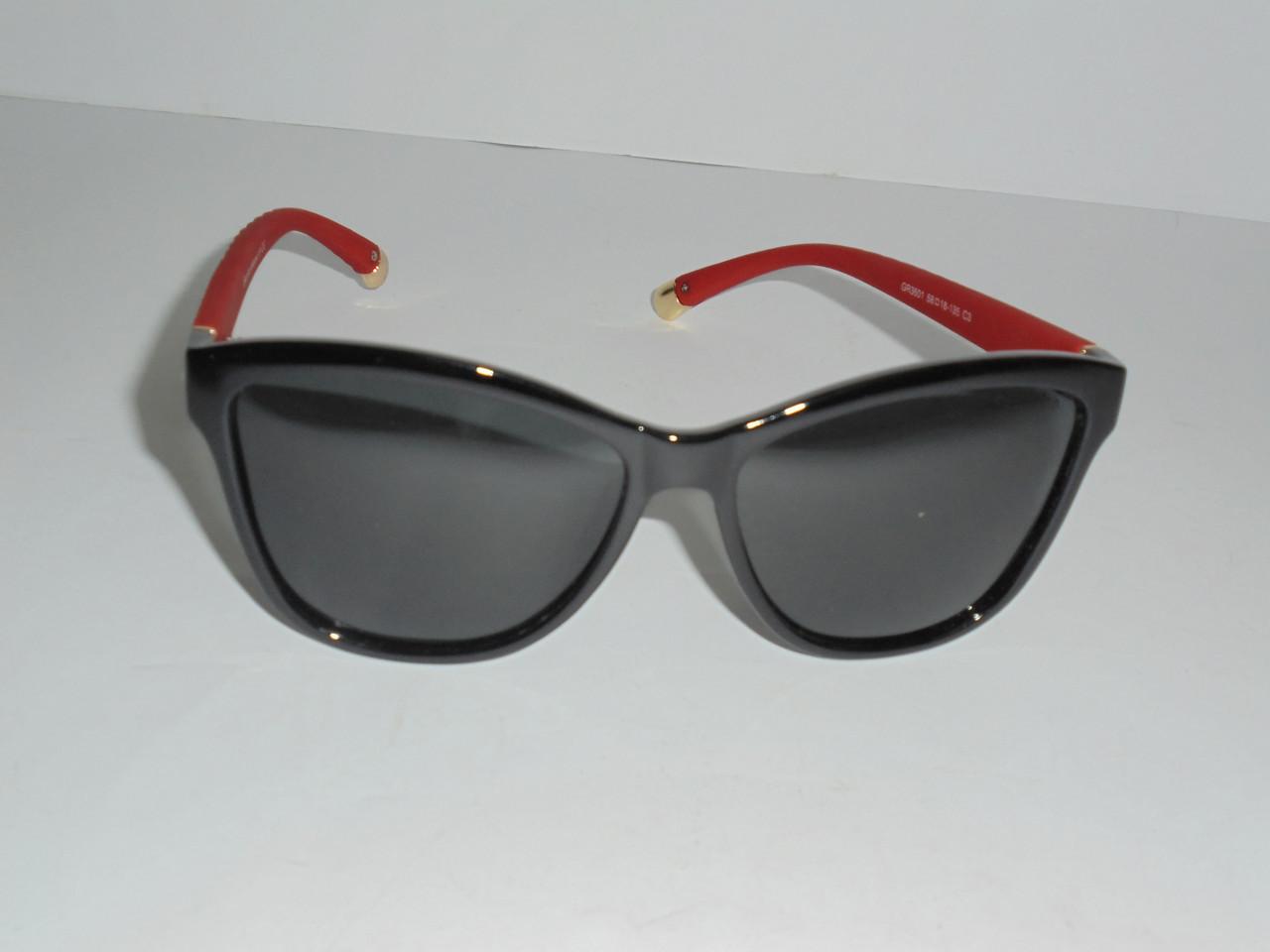 0c8643192d41 Солнцезащитные очки Polarized Wayfarer 6827, очки фэйфэреры, модный  аксессуар, очки, женские очки