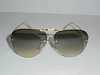 Женские солнцезащитные очки Aviator 6833, очки авиаторы, модный аксессуар, женские,качество ,очки капельки