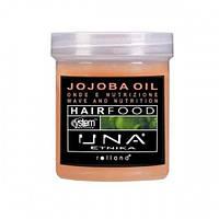 Rolland Una Hair Food (Роланд УНА ХЕА ФУД) Масло жожоба. Маска для облегчения расчесывания волос 1000 мл