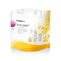 Пакет для стерилизации Medela Quick Clean Microwave Bags, 1 шт