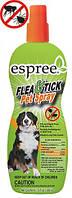 Flea & Tick Oat Spray Алоэ ВераЗащита от блох и клещей для собак от 6-ти месяцев, 355мл