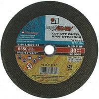 Абразивный круг ЛУГА-230 зачистной