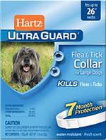 Hartz (Харц) UltraGuard Collar For Large Dogs Ошейник для собак от блох и клещей 7мес