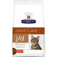 Hills (Хиллс)Prescription Diet Feline j/d - лечение заболеваний суставов 2кг