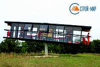 Художники построили вращающийся дом