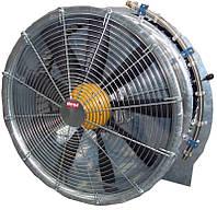 Вентиляторный блок, вентиляторная приставка для опрыскивателя