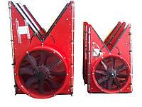 Вентиляторный блок с шахтой на садовый опрыскиватель, фото 1