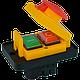 Кнопка (пускатель) для бетономешалки на 4 контакта, фото 2