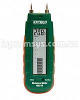 Влагомер древесины и строительных материалов Extech MO210 портативный контактный