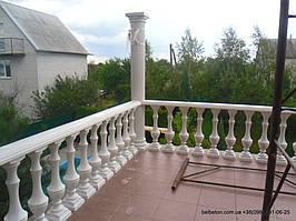 Балясины Днепр | Бетонная балюстрада в Днепре и Днепропетровской области 2