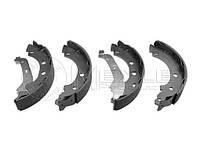 Барабанные тормозные колодки (задние) Renault Kangoo 98->08  —  Meyle (Германия) - MY16-145330002