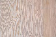 Массивная доска Ясень пестрый (оливка) 500-1400х110х20