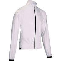 Куртка мужская велосипедная, ветровка Btwin 700 белая