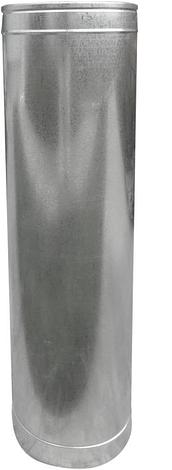 Дымоход сэндвич с термоизоляцией в оцинкованном кожухе Версия-Люкс, фото 2