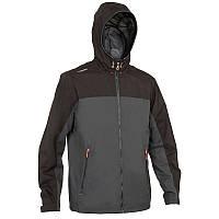 Куртка мужская водонепроницаемая Tribord RAINCOASTAL серая