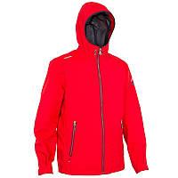Куртка мужская водонепроницаемая Tribord RAINCOASTAL красная
