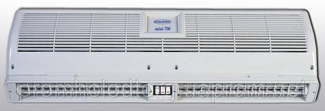 Воздушная тепловая завеса OLEFINI Mini 700 (2,0/4,0 кВт)