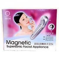 Магнитный массажер для омоложения лица Magnetic supersonic facial appliance ME 230