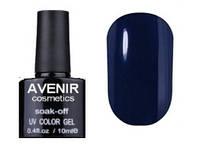 Гель-лак AVENIR Cosmetics №90. Синяя насыщенная лазурь