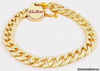 Shiboo Amore-Crystal Украшение для собак, золото (30 см.)