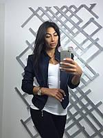 Куртка замшевая женская, фото 1