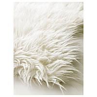 IKEA ТЕЙН Искусственная овечья шкура, белый : 30229077, 302.290.77