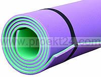Фитнес коврик 70*200 см