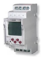 Программируемое цифровое реле SHT-1 UNI  12-240V AC/DC, таймер недельный, таймер цифровой полтава