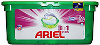 Капсулы для стирки - Ariel 3x Action Touch of Lenor  30 шт