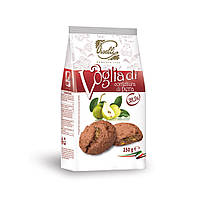 Печенье с грушевой начинкой Piselli 250г
