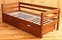 Односпальная детская кровать Нота