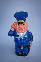 Копилка полицейский глянец