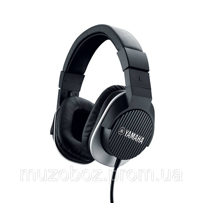 Yamaha HPHMT220BLK закрытые мониторные наушники, 37 Ом