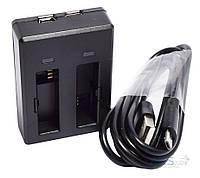 SJCAM Зарядное устройство на два аккумулятора для камер M20 Original