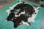 Натуральная коровья шкура экзотического натурального окраса, фото 3