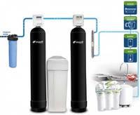 Решение для воды с сероводородом, железом и повышенной жесткостью
