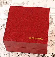 Коробочка под часы Замшевая коробка для часов
