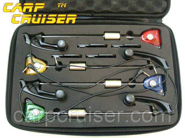Набір електронних свінгерів 20-4 з підключенням до електронних сигналізаторів покльовки