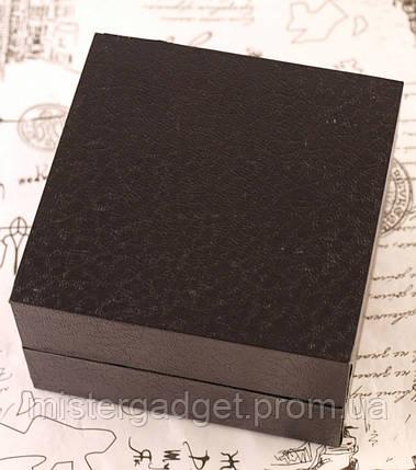Замшевая коробка для часов Коробочка под часы, фото 2