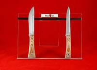 Подставка на 6 ножей (магнит)-пластик Наборы ножей, Нож, Посуда, Набор кухонных ножей, Кухонные аксессуары, Ножи, Ножи керамические, Кухонные ножи,
