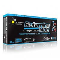L-Glutamine 1400 mega caps (120 caps)