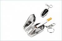 Пепельница P2-пепельница Фляги металлические, Наборы фляги и рюмки, Туристическая посуда, Фляга подарочная, По
