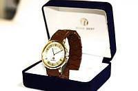 Часы мужские Nuga Best Нуга Бест с турманиевым браслетом