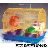 Золотая клетка для грызунов 512 , (47*30*39 см.)