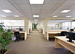 Освещение офиса и торговых площадей: наилучшие варианты