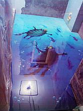 Наливні підлоги в Харкові