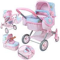 """Детская коляска для кукол """"Romantic""""80508, фото 1"""