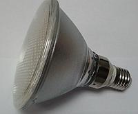 Лампа LED PAR38 120D 6 ватт Е27 зеленый свет