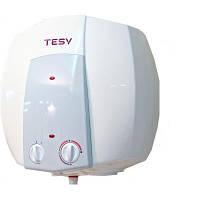 Электрический водонагреватель TESY Compact Line над мойкой 10 л. мокр. ТЭН 1,5 кВт (GCA 1015 K51 SRC)