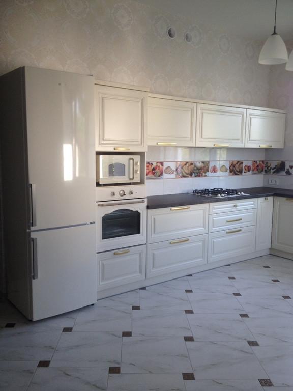 Кухня с фасадами Равенна